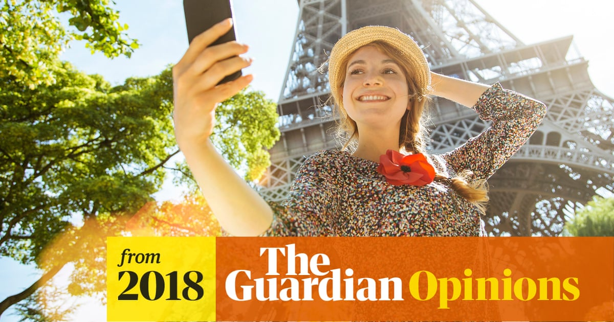 Instagrammers Are Sucking The Life And Soul Out Of Travel Instagram The Guardian