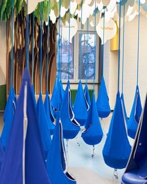 child-appropriate science classroom; Düsseldorf; Henkel; production site