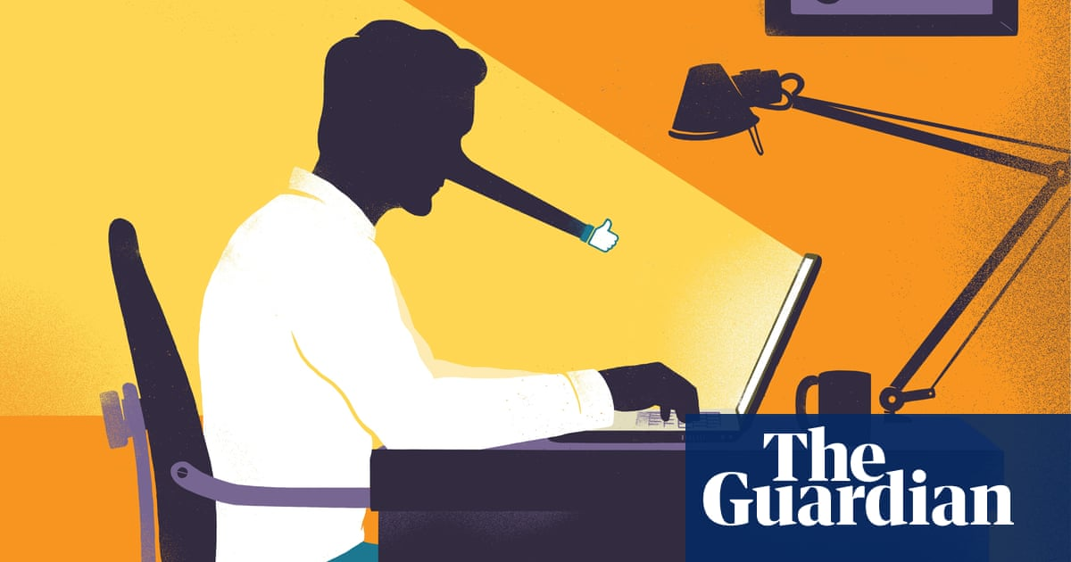 How technology disrupted the truth | Katharine Viner | Media | The