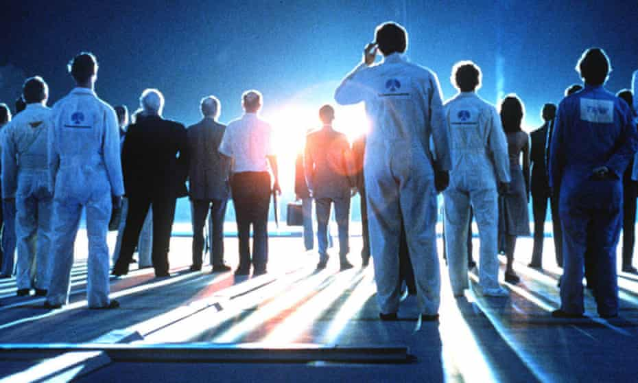 Steven Spielberg's film, Close Encounters of the Third Kind