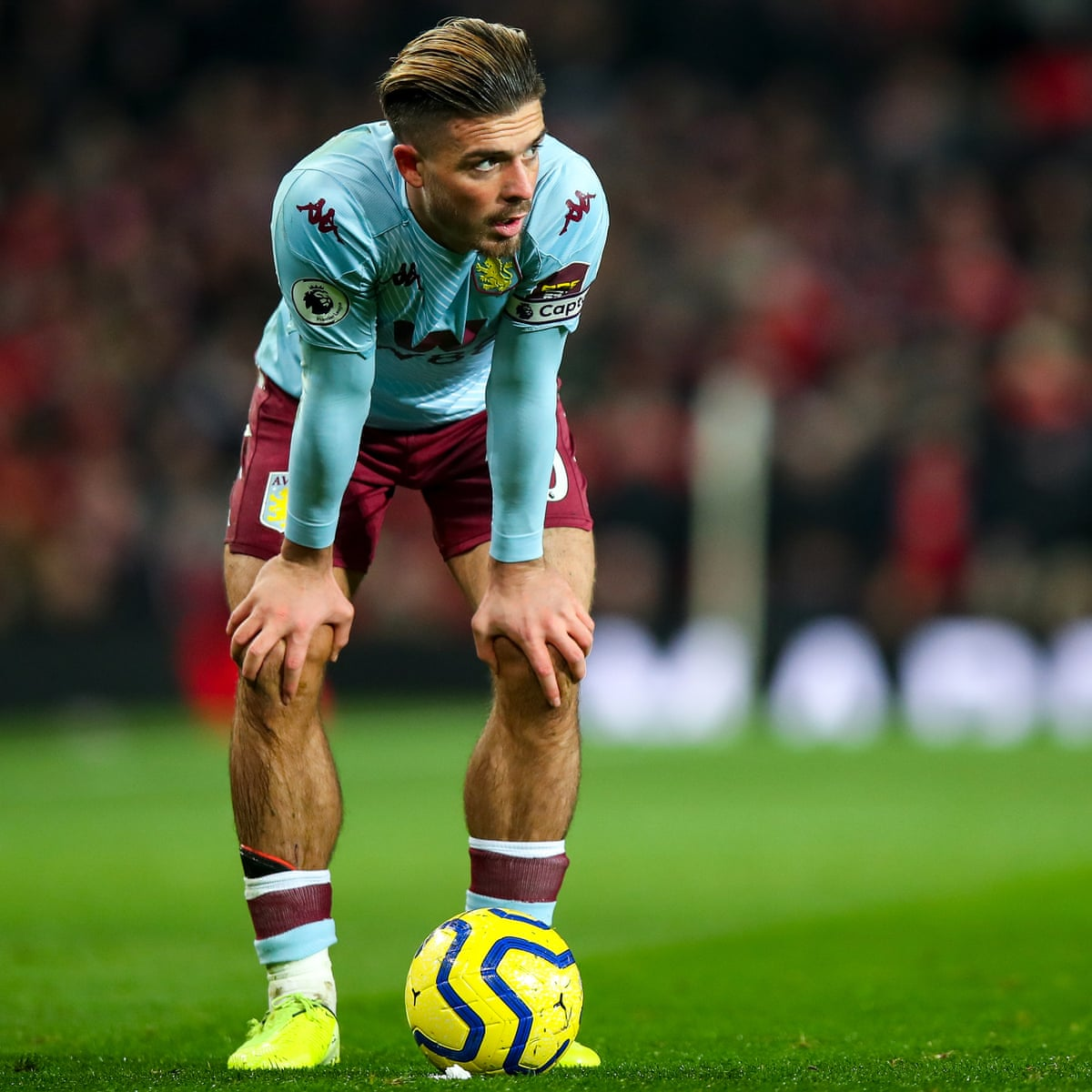 Football Transfer Rumours Jack Grealish To Manchester United Football The Guardian