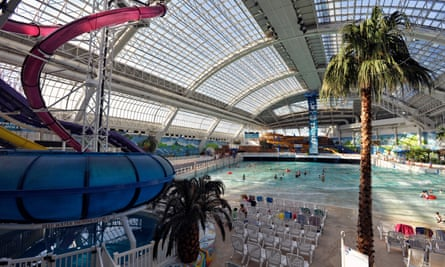 The World Waterpark at West Edmonton Mall