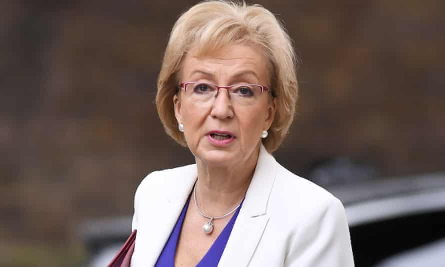 Andrea Leadsom, business secretary