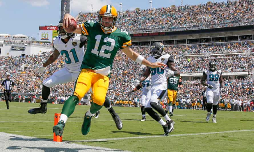 Aaron Rodgers  got the Packers off to a winning start last weekend