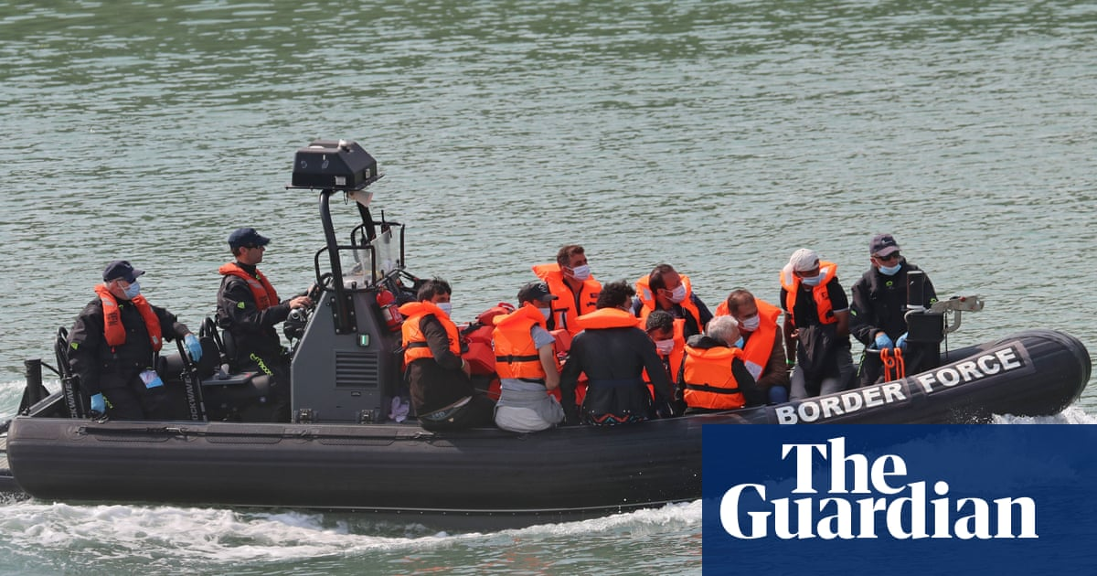 BBC and Sky accused of voyeurism in coverage of migrant boats