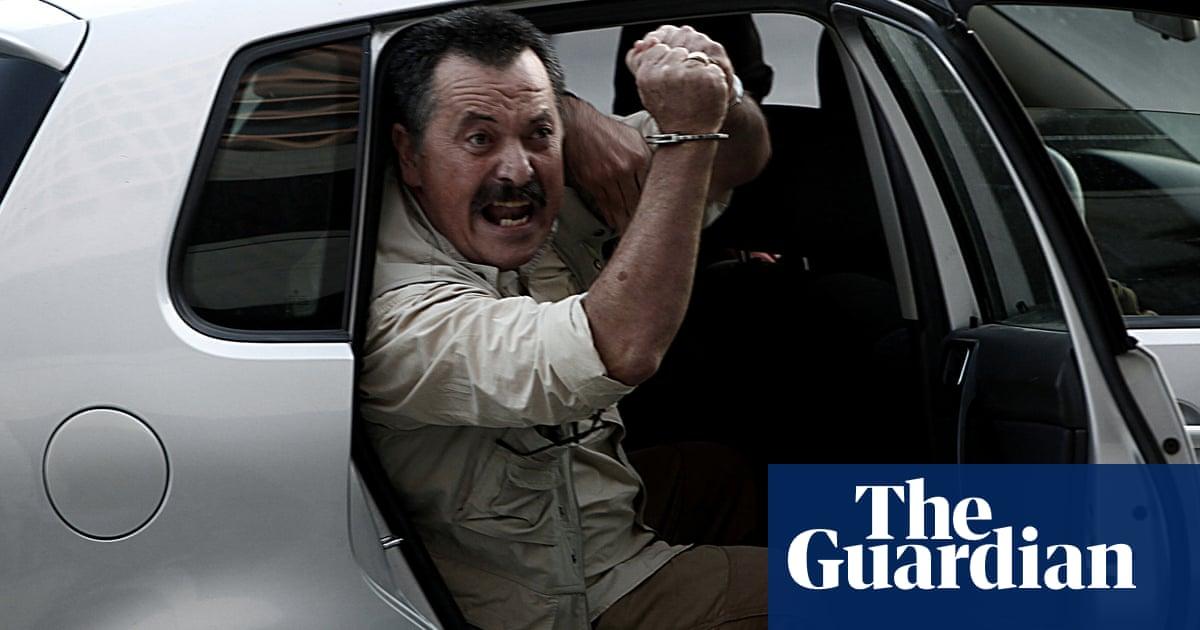 Greek police arrest fugitive deputy leader of neo-Nazi group Golden Dawn
