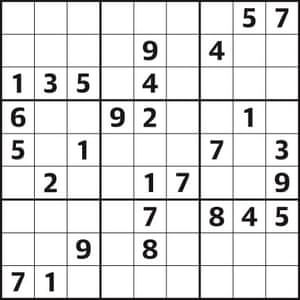 Sudoku 4677 medium
