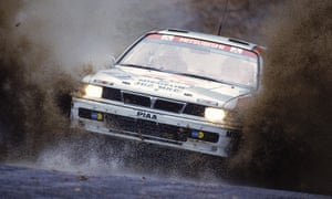 Wales Rally Gb In Pictures Sport The Guardian