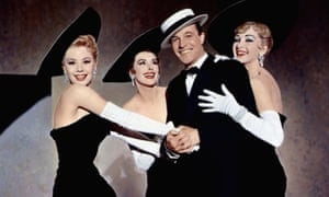 A still from Les Girls (1957), for which Orry-Kelly picked up an Oscar for best costume design.