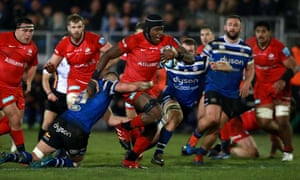 Saracens' Maro Itoje will line up against Munster in the Champions Cup Pool Four clash.