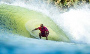 a4dc63a51c Surfing is dead, long live Kelly Slater's swampy green wave   Graham ...
