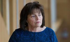 Scotland's health secretary, Jeane Freeman