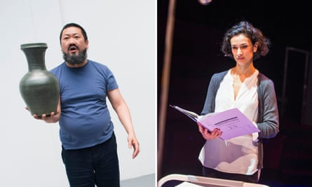 The Arrest of Ai Weiwei and Tiger Country at Hampstead theatre, London.
