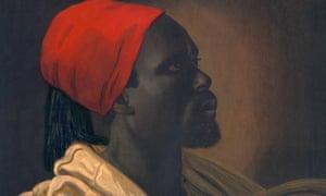 Portrait of François-Dominique Toussaint Louverture by George DeBaptiste, 1875.