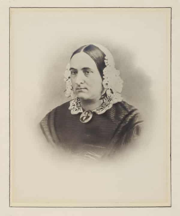 Mary Livingstone, a linguist and experienced traveller, who accompanied her husband on his missions.