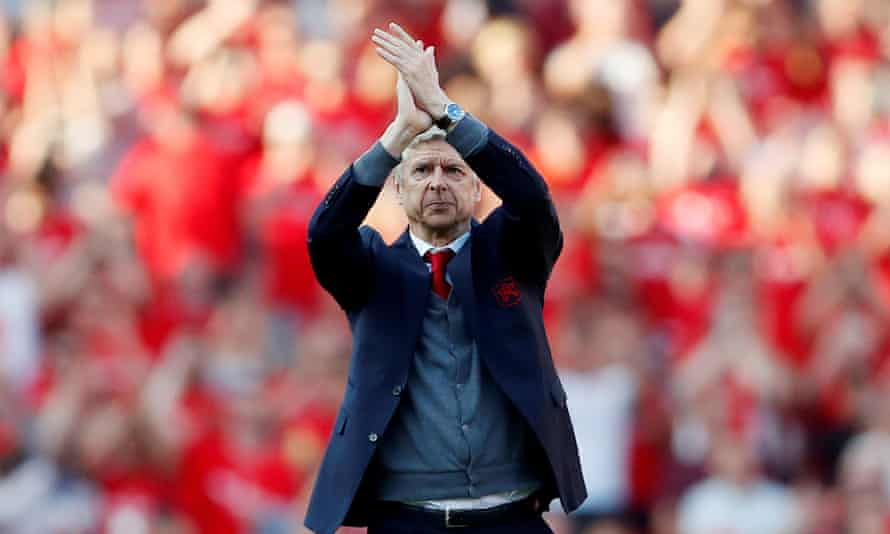 "Arsène Wenger began his speech after his final home game as Arenal manager by wishing Sir Alex Ferguson a speed recover. 'He is a strong and optimistic man,"" Wenger said."