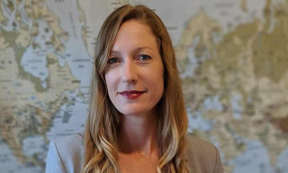 Former Ballarat Christian College teacher Rachel Colvin