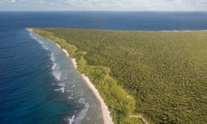 Henderson Island is a protected world heritage site.
