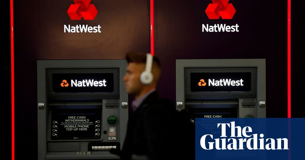 NatWest preparing for just 13% of staff to work in office full-time