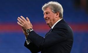 roy ready to say farewell.