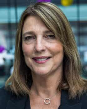 ITV's Carolyn McCall.