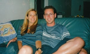 Shannon and Sean in Perth in 2002