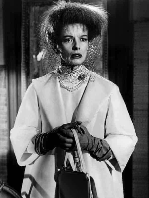 Hepburn in Suddenly, Last Summer