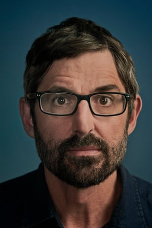 Television journalist Louis Theroux photographed in London