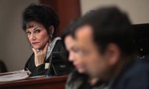 Judge Rosemarie Aquilina in court.