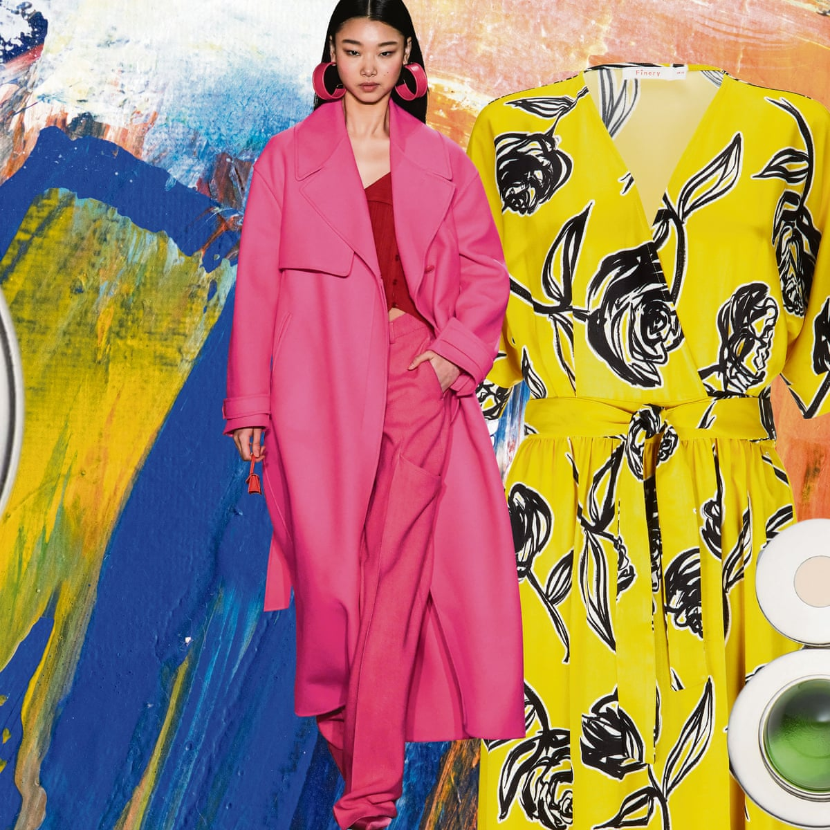 How Art World Insider Became The Look Of The Decade Fashion The Guardian