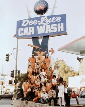 Car Wash, 1976