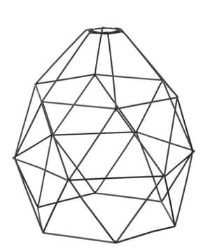 Brunsta pendant lampshade, £18, by Ikea.