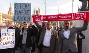 Jewish Voice for Labour demonstration