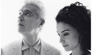 St Vincent and David Byrne