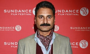 Mahmood Farooqui at the Peepli Live premiere during the 2010 Sundance film festival.