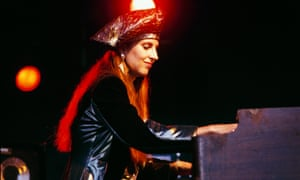 Jazz organist Barbara Dennerlein.