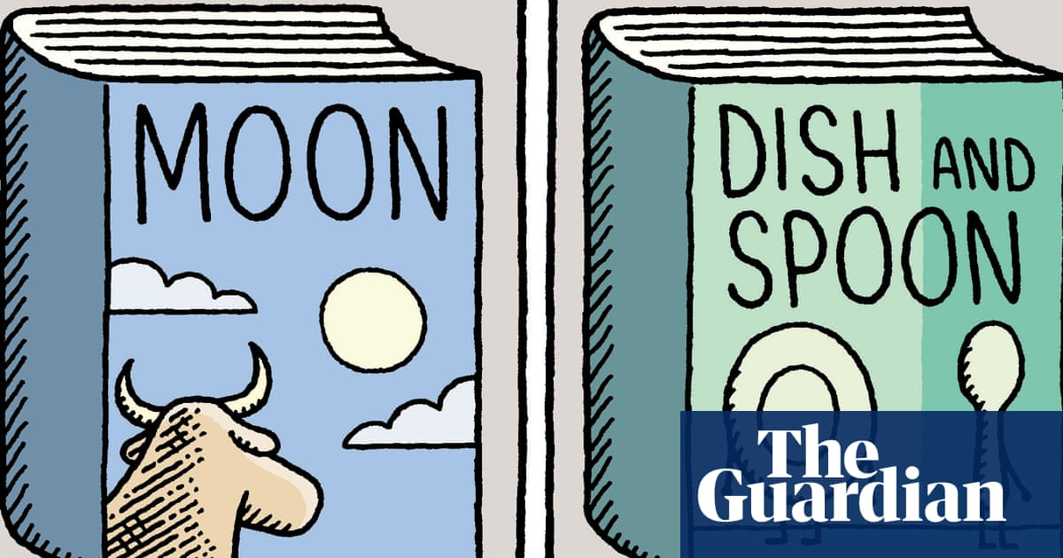 Tom Gauld on expanding the Hey-Diddle-Diddle universe
