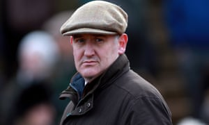Trainer Donald McCain's yard is at the centre of the equine flu outbreak which has shutdown racing in Britain on Thursday.