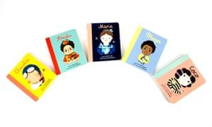 Little People, BIG DREAMS board books,