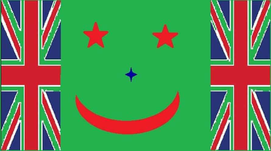 Jacob James NZ flag