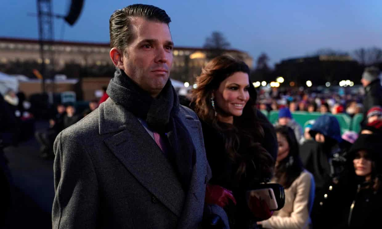 Donald Trump Jr's time in the barrel may be around the corner (theguardian.com)