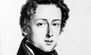 Frédéric Chopin, the Polish composer and pianist, died in Paris in 1849, aged just 39.