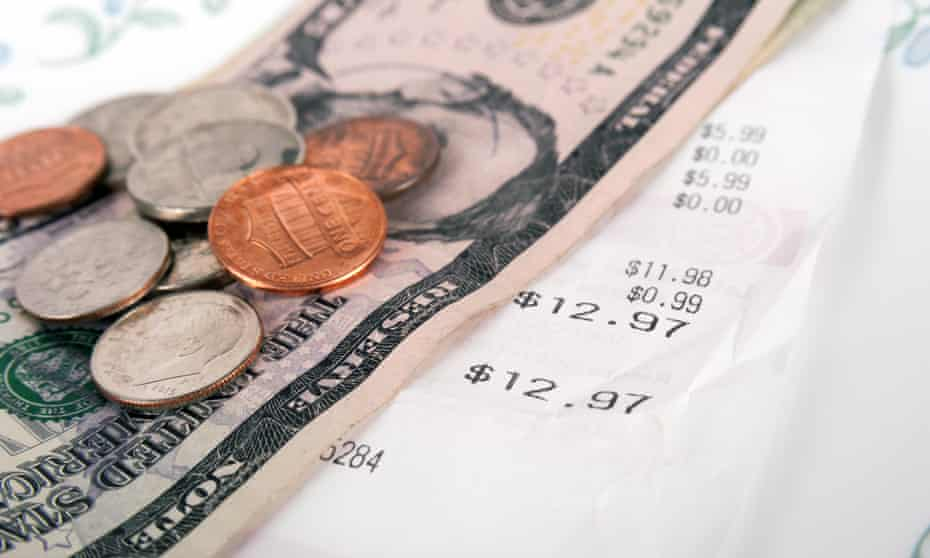 When tipping first came to America in the 19th century from Europe, Americans were not taken by the practice.