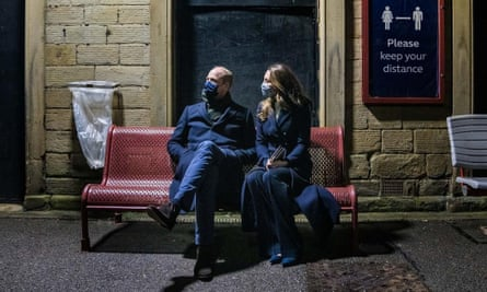Duke and Duchess of Cambridge at Batley Station The official Instagram account of the Duke and Duchess of Cambridge, based in Kensington Palace.