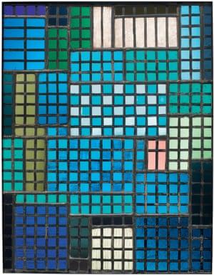 Shard of genius: Jodef Albers' Park. Ca. 1923-4.