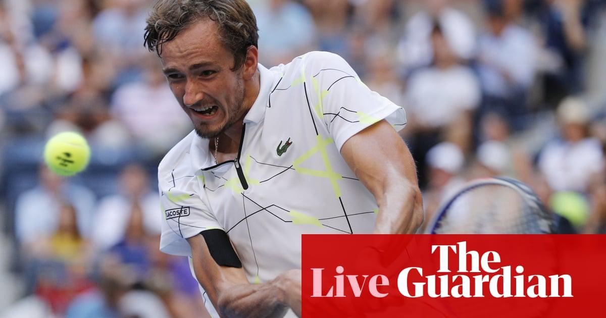 US Open 2019: Daniil Medvedev beats Stan Wawrinka in quarter-final – as it happened