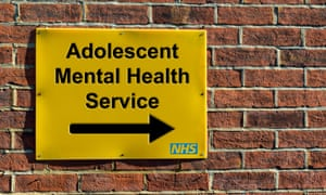 'Whatever the language deployed to describe the scale of mental health challenges facing Britain's young people, it has to be addressed immediately.'