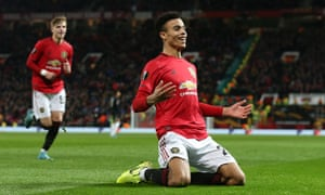Mason Greenwood S Form Could Earn Run Of Manchester United Starts Football The Guardian
