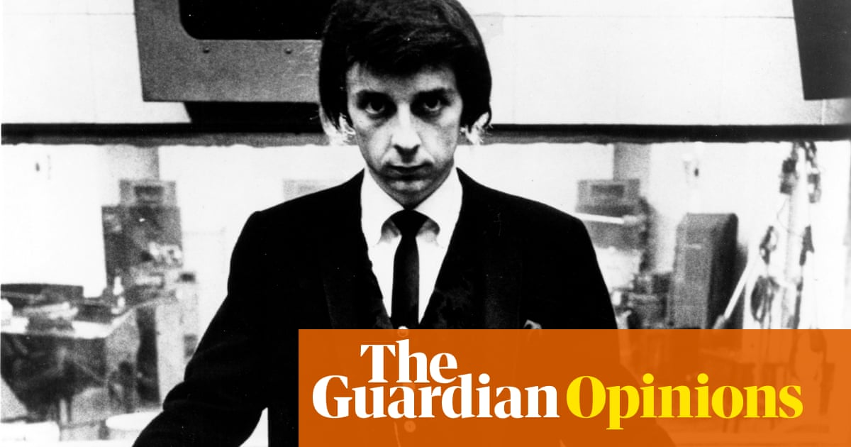 Phil Spector brought joy to pop music –and misery to so many lives