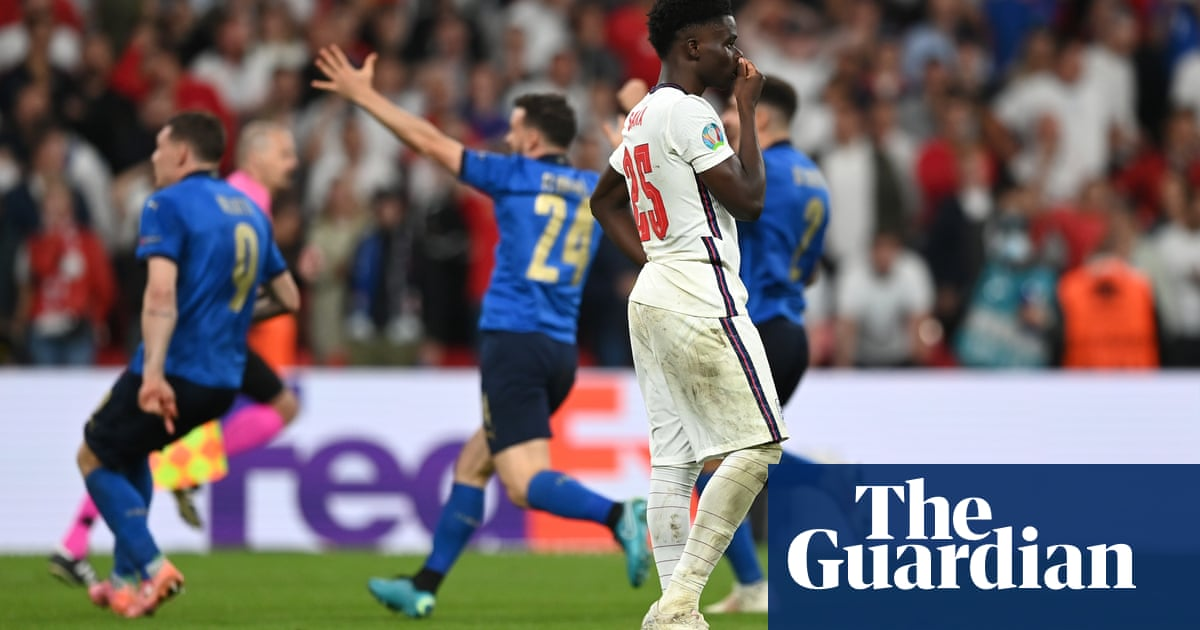 Twitter users banned after racist abuse of England players still posting online